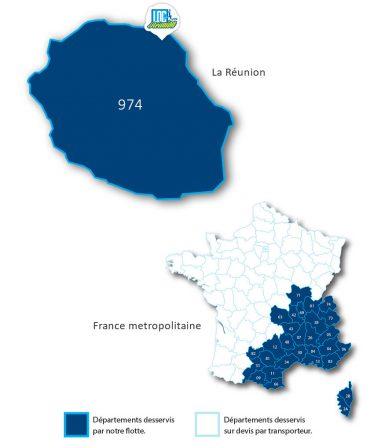 Notre entreprise Loc' Anim Réunion : location et vente d'équipements frigorifiques et promotionnels - 974